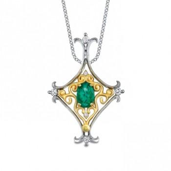 Emerald Pendant 715x715
