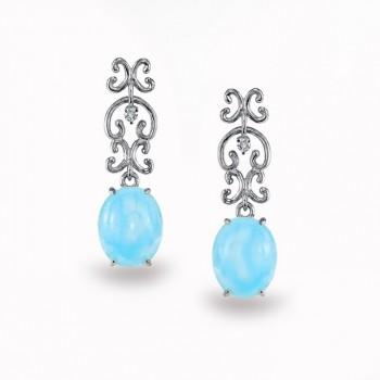 Blue Silica Earr 715x715